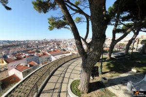 Nossa Senhora do Monte Viewpoint (Lisbon) / Miradouro Nossa Senhora do Monte (Lisboa)
