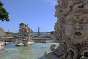Tapada das Necessidades Viewpoint (Lisbon) / Miradouro da Tapada das Necessidades (Lisboa)