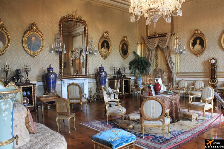 Ajuda Palace (Lisbon) / Palácio da Ajuda (Lisbon)