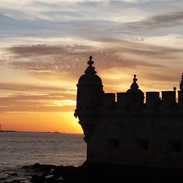 Lisbon Portugal  quase impossvel assistir ao pr do solhellip