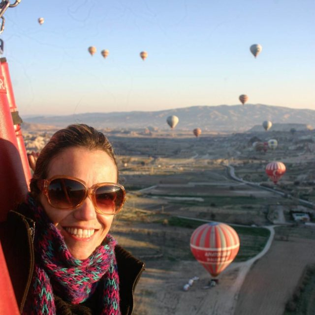 Cappadocia Turkish Have you already fly with hot air balloins?hellip