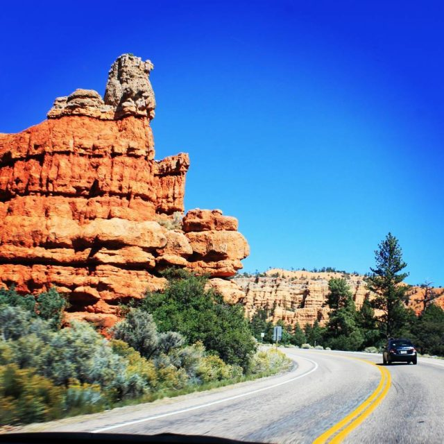Red Valley USA English below Nossa road trip comeou emhellip