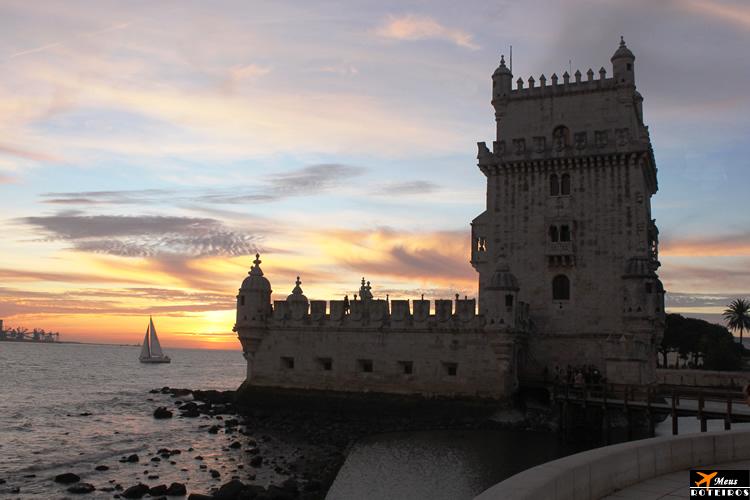 Torre de Belém (Lisboa, Portugal) / Belém Tower (Lisbon, Portugal)