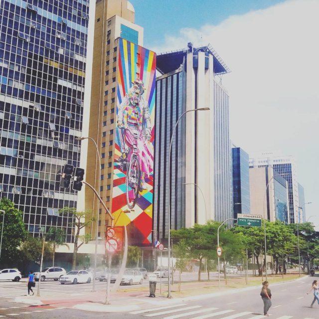 So Paulo Brasil English below Surpresa com o grande nmerohellip